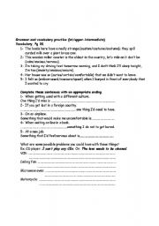 English Worksheets: welat