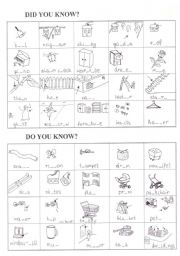 English Worksheets: STRAIGHT TO YOUR HEAD -