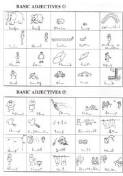 English Worksheet: LOADS OF ENGLISH -