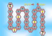 School Objects - Board Game - 3/3