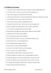English worksheet: Indefinite pronouns