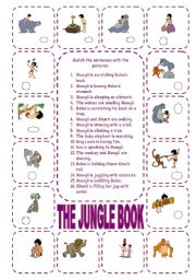 The Jungle Book Lesson Plans for Teachers