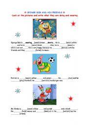 Sponge Bob and His Friends