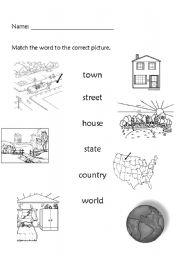 math worksheet : english teaching worksheets story map : Map Worksheets For Kindergarten