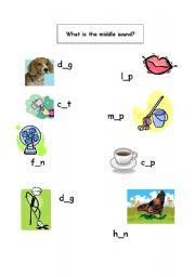 Short Medial Vowels