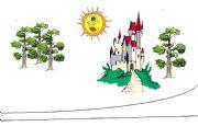 English Worksheets: Castle part 1