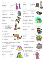 Worksheets Vocabulary In Grade 2 worksheet vocabulary for 8th grades 2 english 2