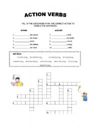 English teaching worksheets: Present continuous/progressive