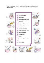 COATED AUBERGINES: Arrange the recipe