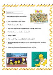 The Simpsons Movie Chapters 14-17