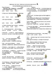 7th grade english essay questions