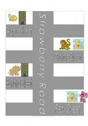 English Worksheets: Where do the Animals Live?