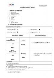 English Worksheets: lesson