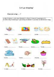 math worksheet : english teaching worksheets going shopping : Math Shopping Worksheets