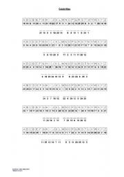 English Worksheet: Celebreties Cryptogram