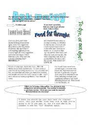 English Worksheets: Ask Daisy