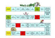English Worksheets: Telephone game