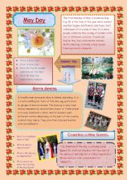 May Day (2 pages)
