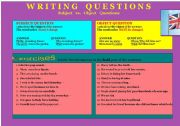 English Worksheets: MAKING QUESTIONS - SUBJECT VS. OBJECT QUESTIONS