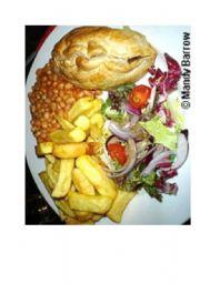 English Worksheet: British Food