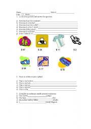 English Worksheets: PRE�OS