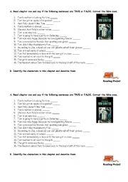 Tom Sawyer chapter 1