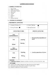 English Worksheets: lesson!