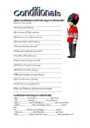 conditional sentences lesson plan pdf