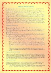 English Worksheets: Discipline