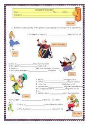 English Worksheet: Degrees of adjectives (04.04.09)