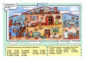 A house - Vocabulary