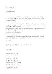English worksheet: esl