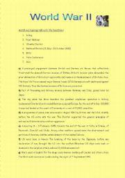 World War II Worksheets Printable on world war ii printable worksheets