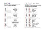 English Worksheets: Add two letters