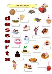 FOOD 7 - Desserts