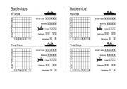 English Worksheet: Battleship!
