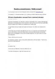 English Worksheets: Mock FCE