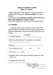 English Worksheets: IDEAS
