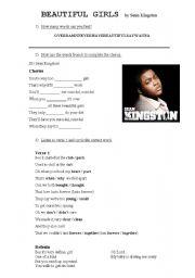 Sean kingston beautiful girl (bootleg edit) [free download.