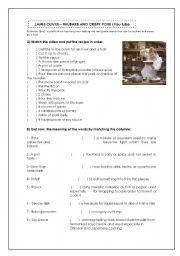 English Worksheet: Recipe- Jamie Oliver