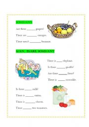 English worksheets: some any worksheets, page 68