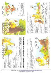 Chicken Licken (Story Mini Book)