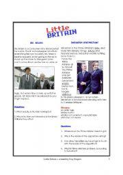 Little Britain part 2