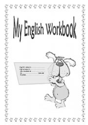 English Worksheets: front page