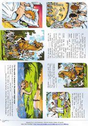 English Worksheet: Alexander The Great