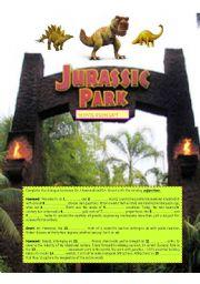 jurassic park 3 script pdf