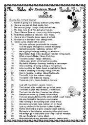 English Worksheets: Readers check up sheet