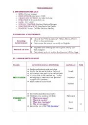 English Worksheets: who questions