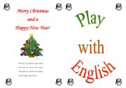 English Worksheets: Play with English