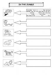 describing animals esl worksheet by musem. Black Bedroom Furniture Sets. Home Design Ideas